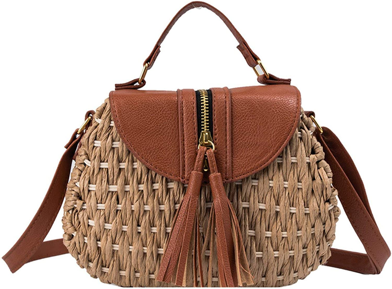 Rattan Woven Handbags...
