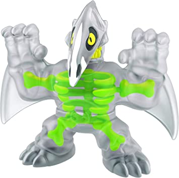 Heroes of Goo Jit Zu Dino X-Ray Hero Pack, , Action Figure - Terrack The Pterodactyl
