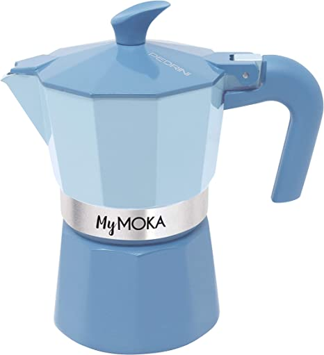 Pedrini mymoka Cafetera, CloudNine: Amazon.es: Hogar