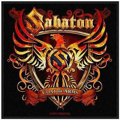 2471 Sabaton Coat Of Arms Aufn/äher