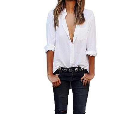 Rankei Blouses Beautiful Women Long Sleeve Blouse Large Loose Size