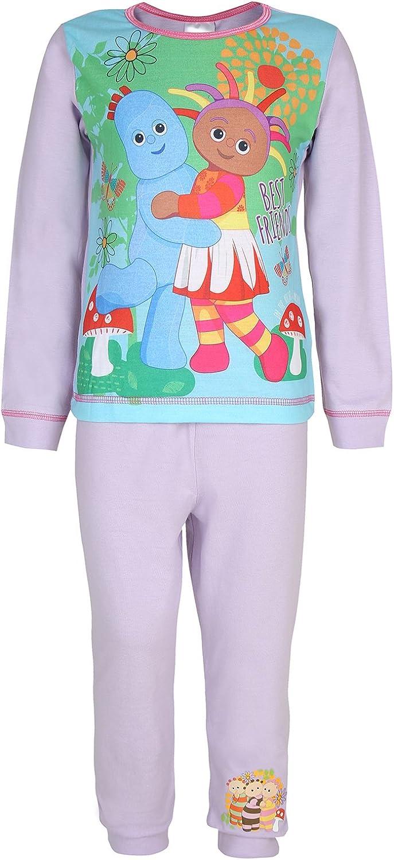 El jardín de los sueños - Pijama para niña - Producto oficial - Morado - 3-4 años: Amazon.es: Ropa y accesorios