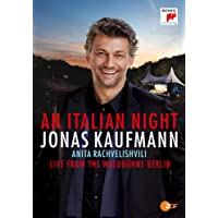 An Italian Night - Live From The Waldbüh [DVD]