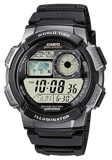 Reloj Para Reloj Hombre Para Casio Casio 1JcTlFK