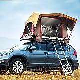 XPHW Tält för bil – tält för fordon, vattentätt – snabböppning – lämplig för 2–3 vuxna camping och resor