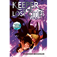 Everblaze (Keeper of the Lost Cities Book 3)