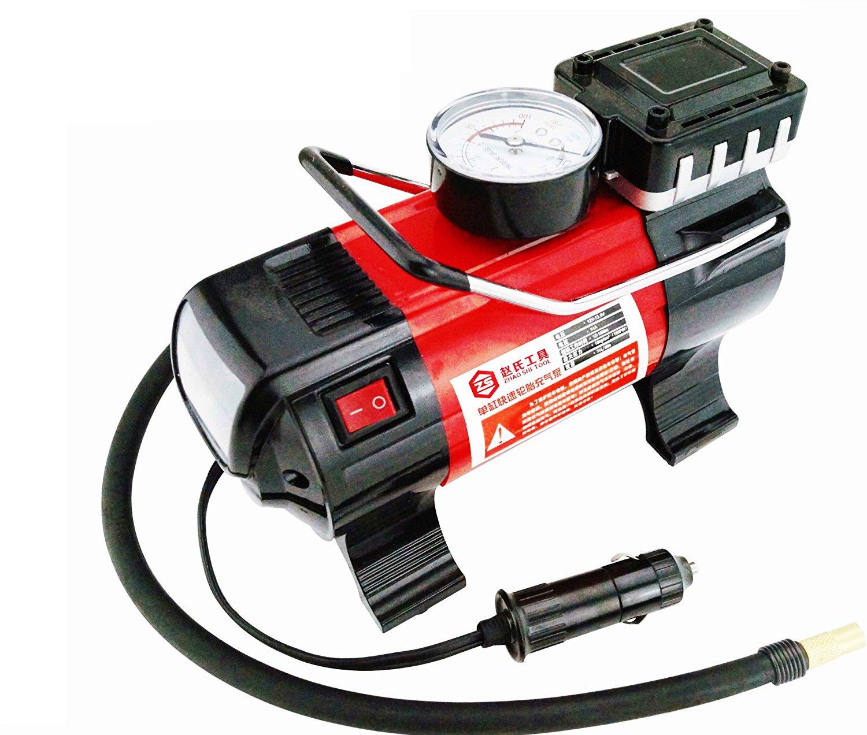 Mini compresor de ZS Zaishang–bomba de aire de un cilindro para coche de 12V, 30 l/min y 140W Baoyinengyuan Technology Co. Ltd IF0002-1