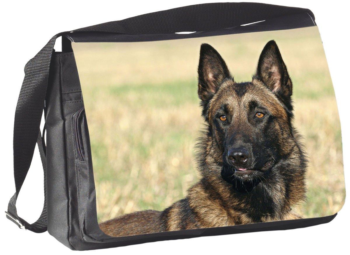 +++ +++ +++ MALINOIS Belgischer Schäferhund - COLLEGETASCHE Tasche UMHÄNGETASCHE Schultertasche - MAL 02 B014OGXQWO Messenger-Bags 0e5c2f
