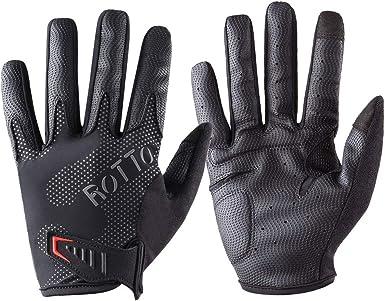 New Cycling Gloves Full Finger Bike Bicycle Gloves Anti-slip Gloves M L XL XXL