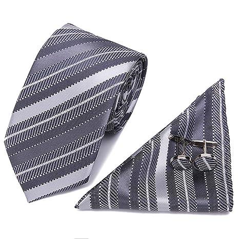 Burberrye tie Corbata Clásica a Rayas, Corbata Formal día del ...