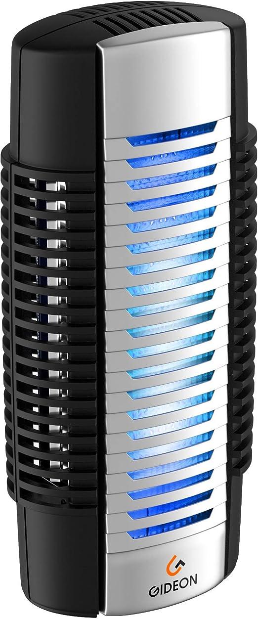 Gideon Mini purificador de aire con ionizador de aire portátil ...
