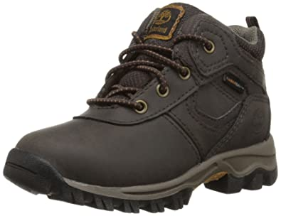 ecbfb5e7401 Timberland MT Maddsen Mid WaterProof Hiking Boot (Toddler/Little Kid/Big  Kid)