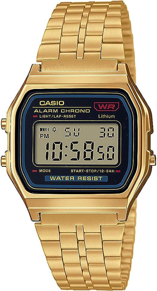 CASIO (カシオ) 腕時計 デジタル A159WGEA-1 メンズ 海外モデル [逆輸入品]