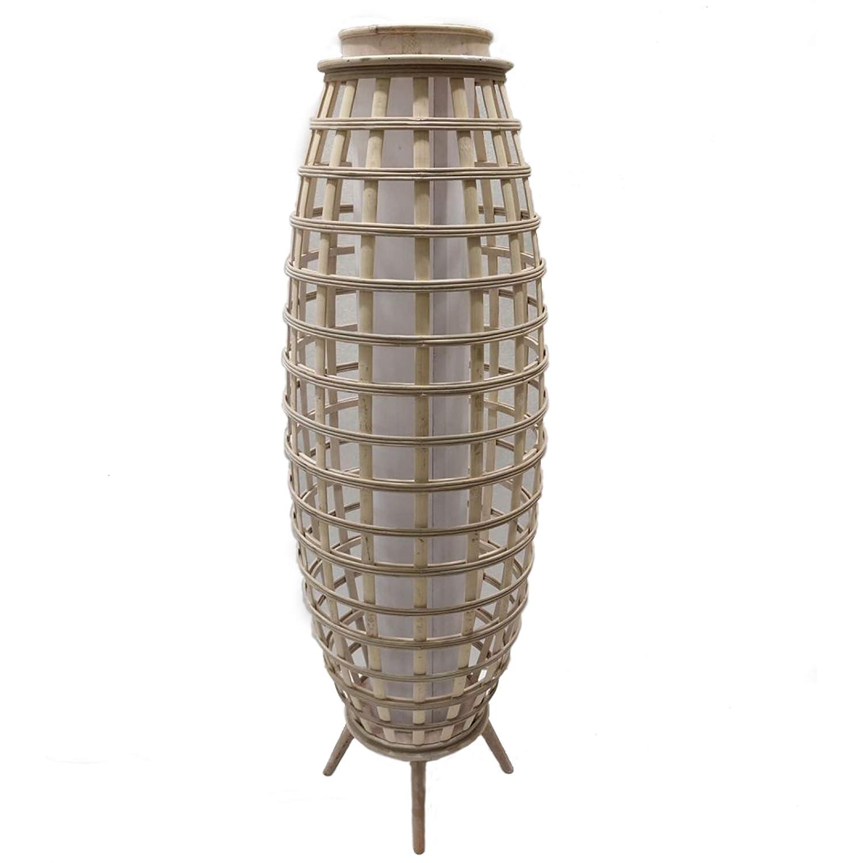 Lámpara rattan modelo: 0040935: Amazon.es: Iluminación