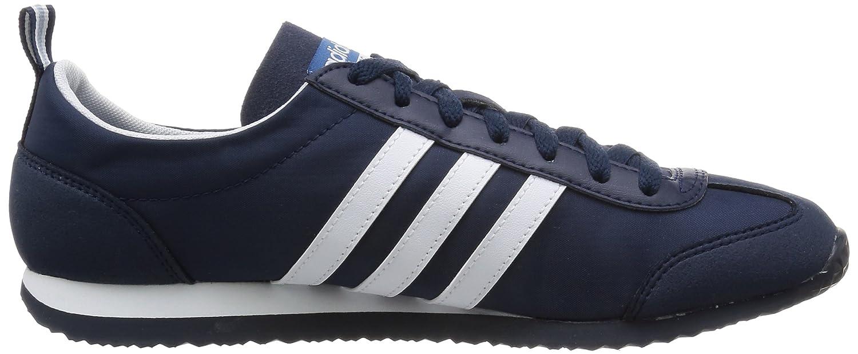 adidas Neo Vs Jog AQ1350, Basket, Blau, 39 1/3 EU: Amazon.fr: Chaussures et Sacs