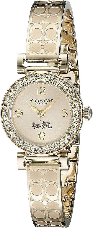 COACH Madison Fashion Bangle Watch