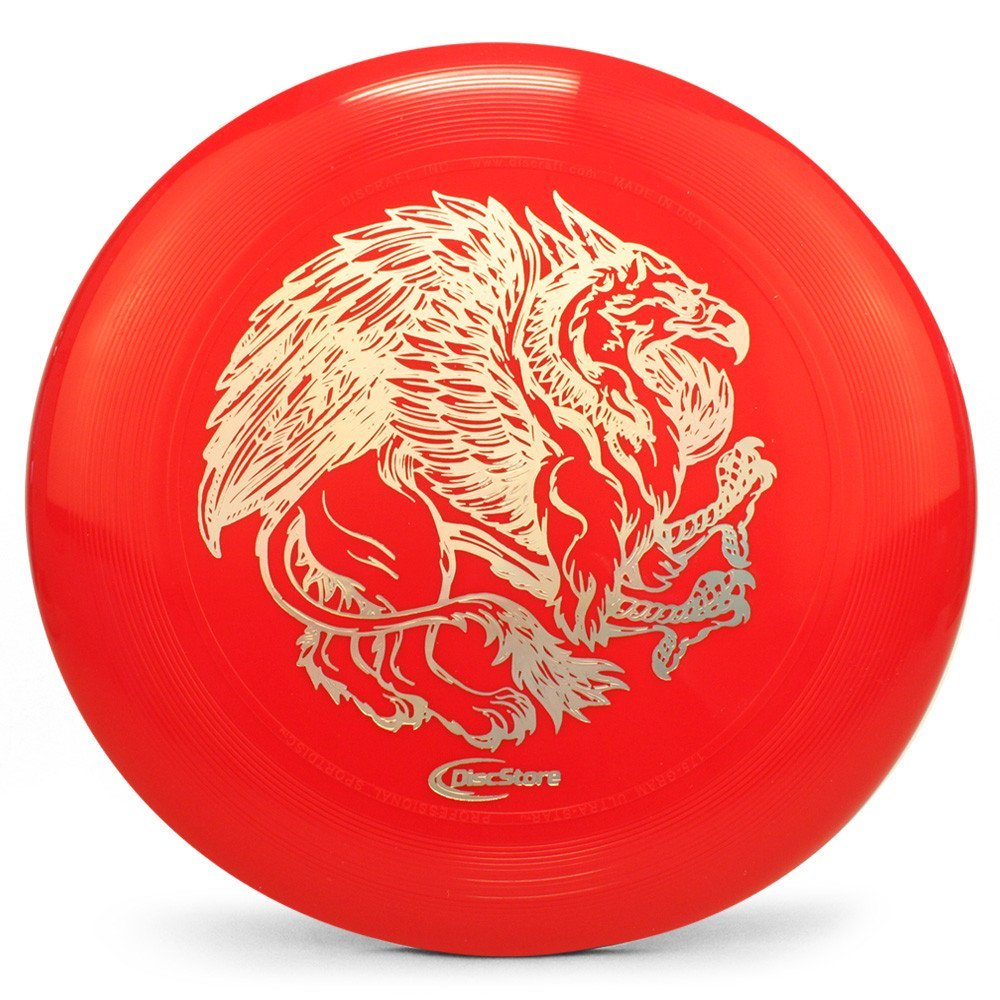 Discraft 175g Griffin Ultra Star - Red by Disc Store