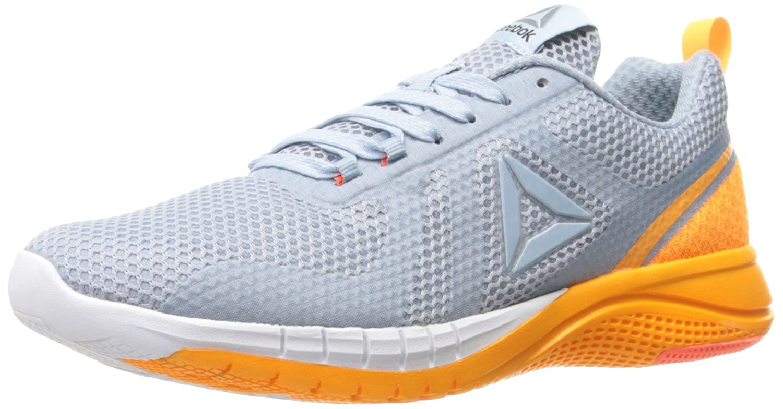 Gable Grey  Fire Spark  White  Vitamin C  Pewter Reebok Women's Print Run 2.0 Running shoes