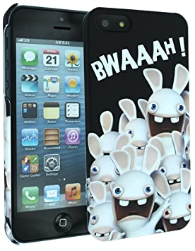 coque iphone 6 lapin cretin