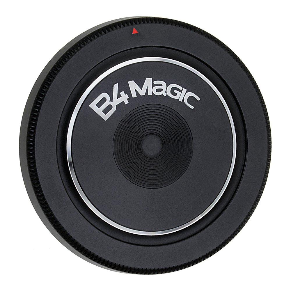 Fotodiox Pro B4 Magic Cap - B4 Mount Protective Metal Body Cap
