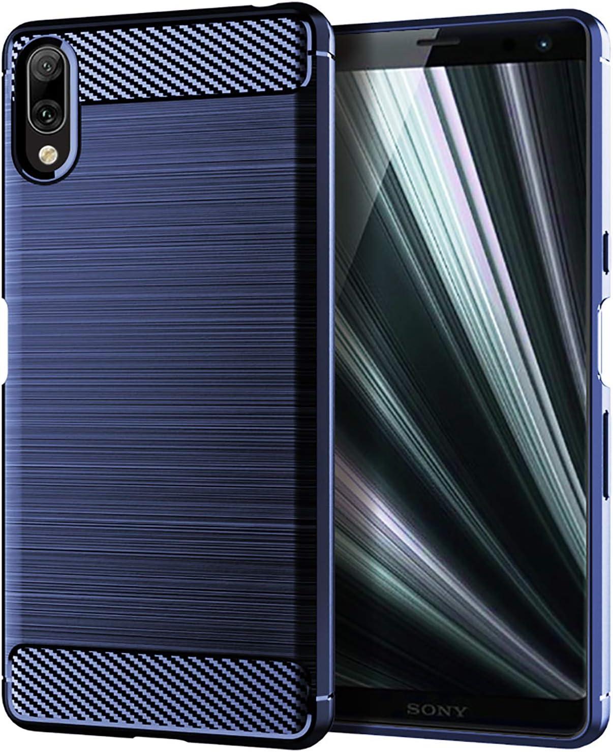 CiCiCat Funda Case Sony Xperia L3, Slim Anti-Rasguño Anti-Golpes ...