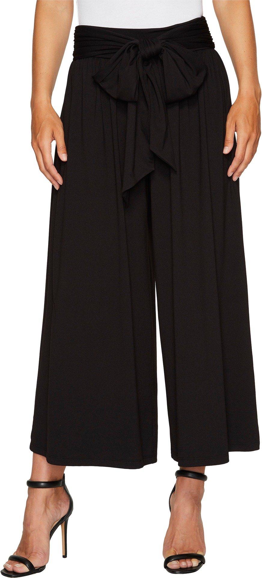 Susana Monaco Women's Leora Pant, Black, XS