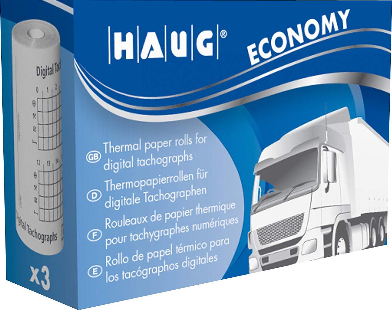 RNK Verlag Thermopapierrolle HAUG für digitale Tachographen