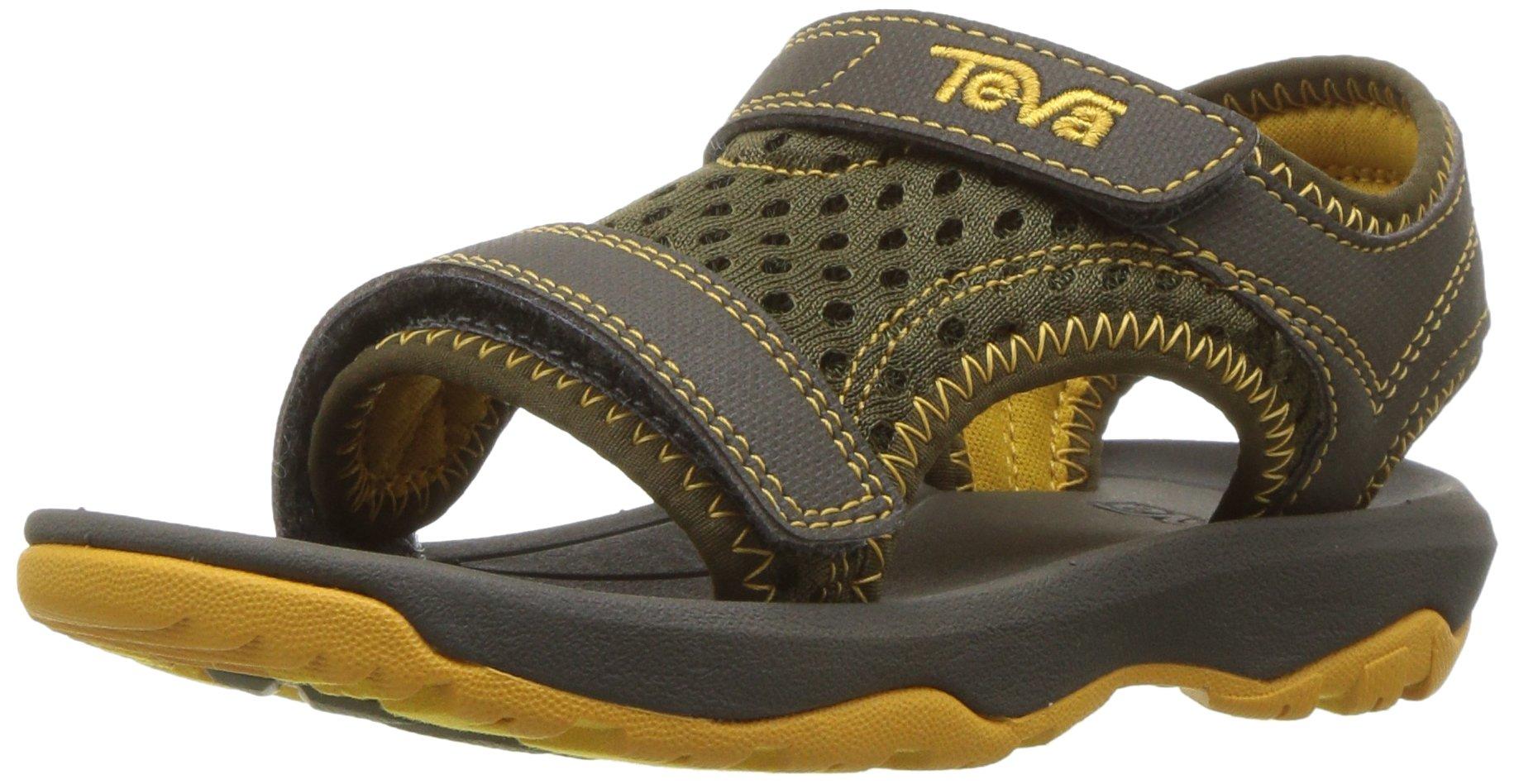 58a7bb32d61e Galleon - Teva Boys  T Psyclone XLT Sport Sandal