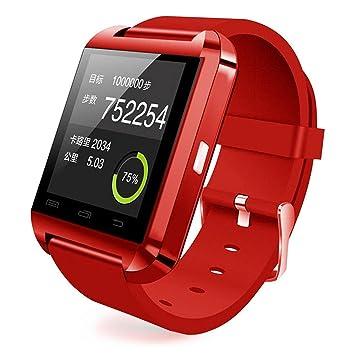 Inteligente Colofan lujo U8 Bluetooth teléfono con cámara de reloj inteligente de pantalla táctil reloj pulseraal para IOS iphone y dispositivos Android ...