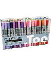 Copic Ciao: 72 Color Set A [Intermediate] Markers (japan import)