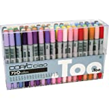 Copic Ciao 72er Set A 22075160 NEU Marker Copicset Markerset 72 Stifte