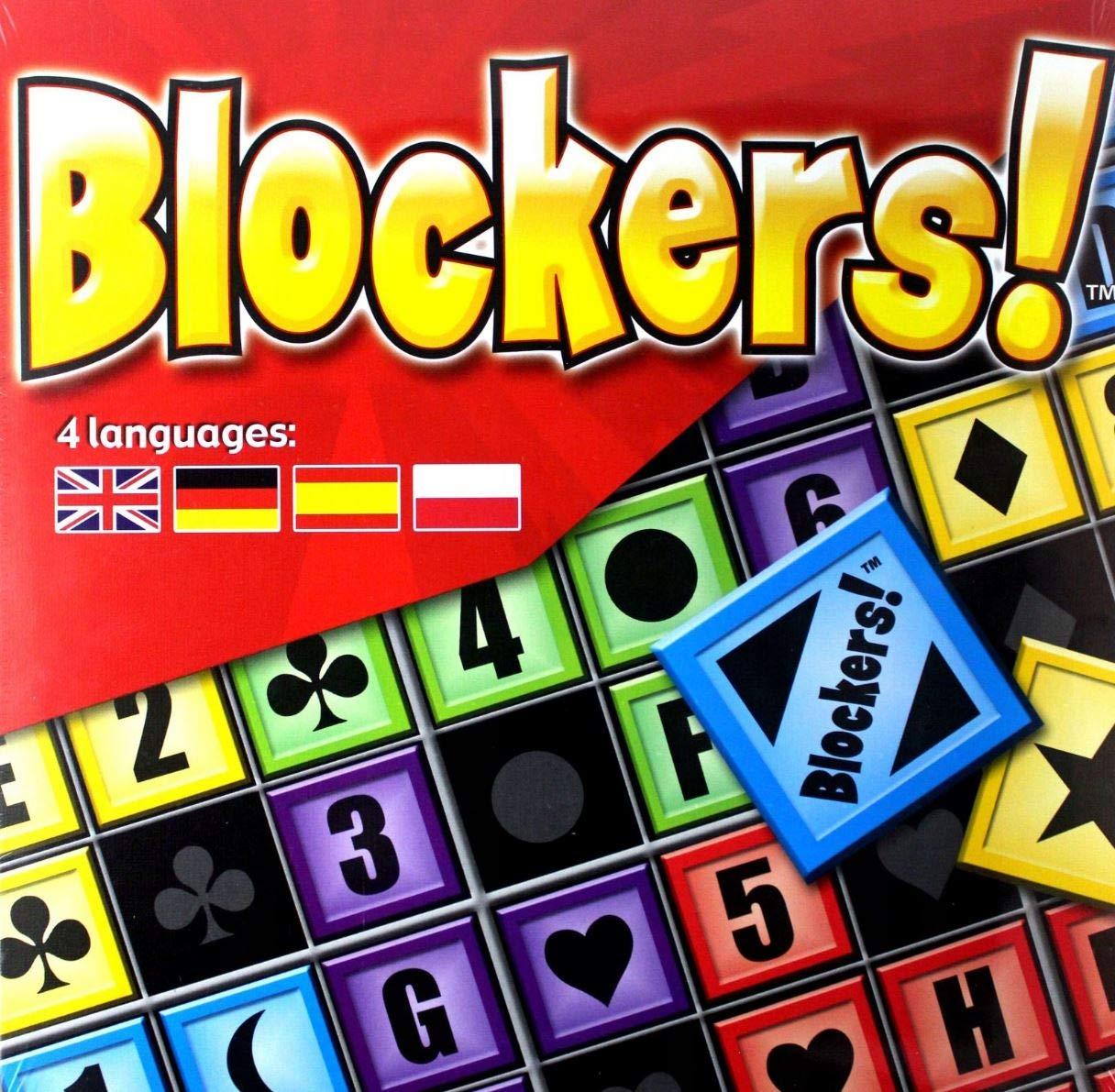 BARD Blockers III Edición, Juego de Mesa: Amazon.es: Libros en ...