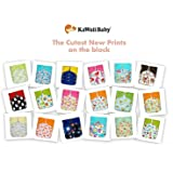 SALE! 18 KaWaii Baby One Size Printed Snap Pocket Diaper Shells