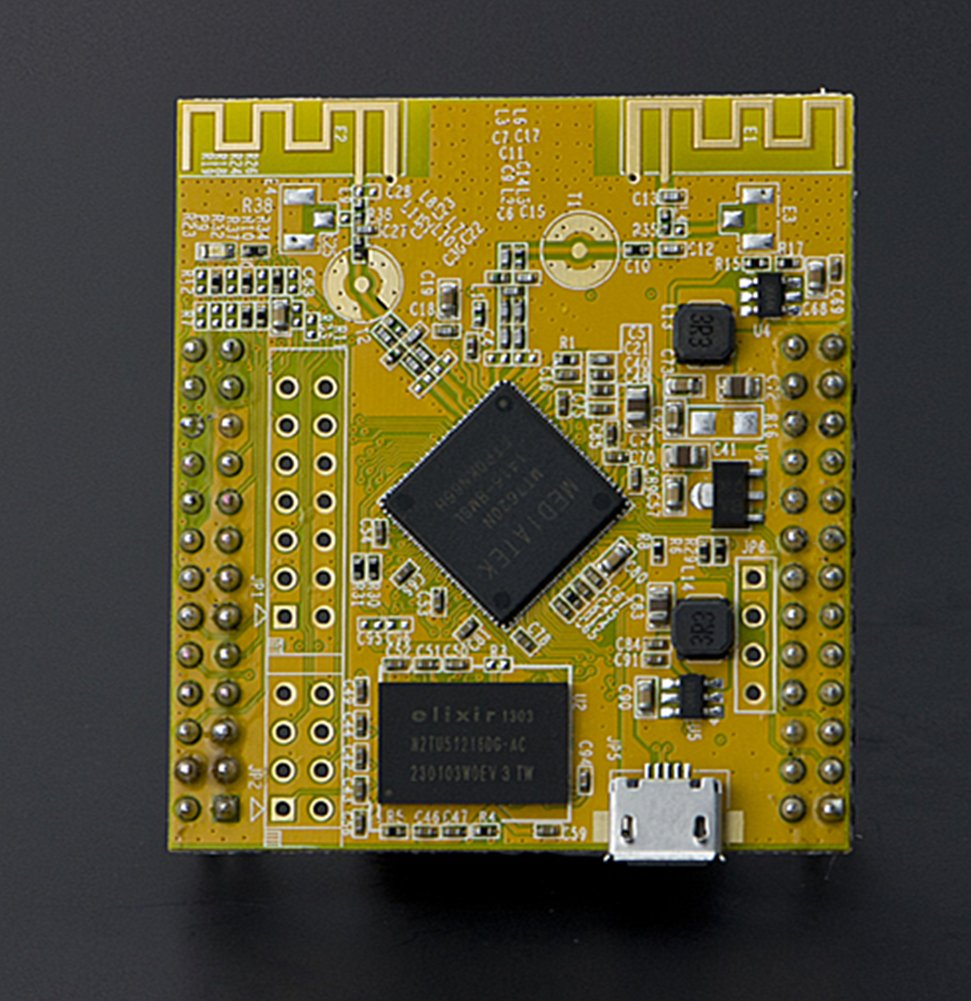 DF MAKER Wrtnode - A Mini Openwrt Dev Board/Wrtnode is A High Performance CPU, Low Power Consuming, and Small Dev Board That Can Run Openwrt OS and Also Easy to Port All Open Source Software of Linux by DF MAKER