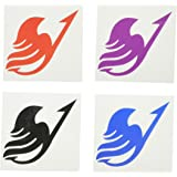 Mp001662 Fairy Tail Guild Tattoo Paper (4 Color)