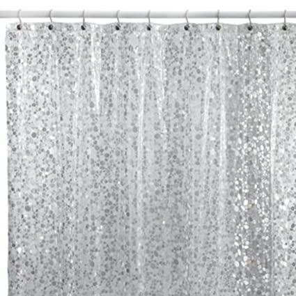 Kuber Industries PVC AC Curtain - 9ft, Transparent