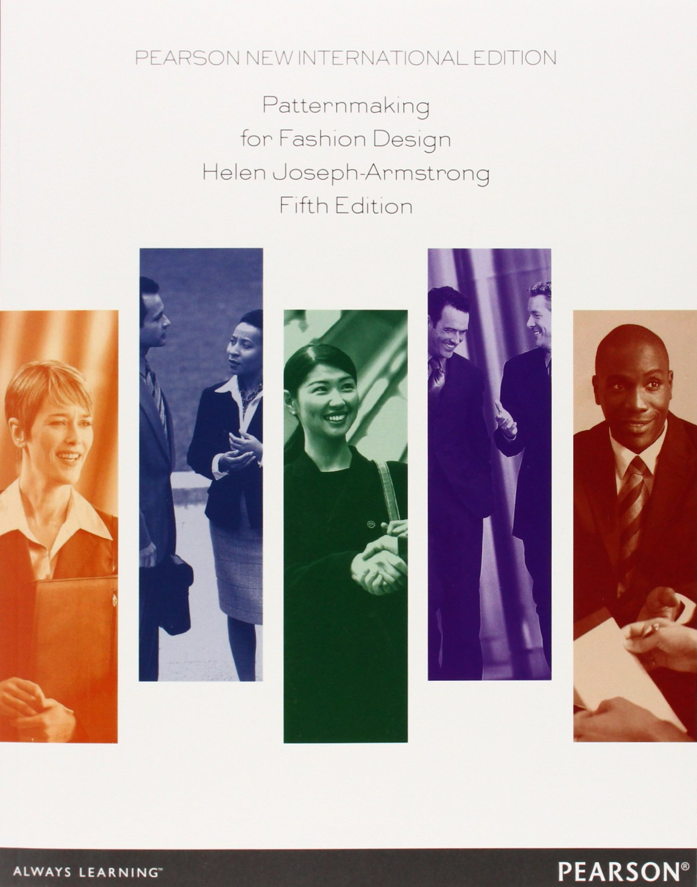 Patternmaking For Fashion Design Pearson New International Edition Helen Joseph Armstrong 9781292024813 Amazon Com Books