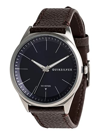 452e9be33863 Quiksilver - Reloj Analógico - Hombre - ONE SIZE - Azul  Quiksilver   Amazon.es  Ropa y accesorios
