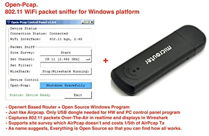 INSTALL NETWORK CARD WITH AIRPCAP WINDOWS 7 DRIVERS DOWNLOAD