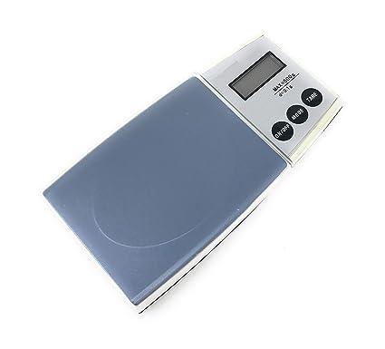 Balanza Digital 500 g Báscula electrónica de precisión de 0,1 a 500 gr