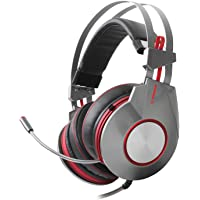 Rampage SN-RX9 SURROUND 7,1 PROFESYONEL Gaming Gümüş Mikrofonlu Kulaklık