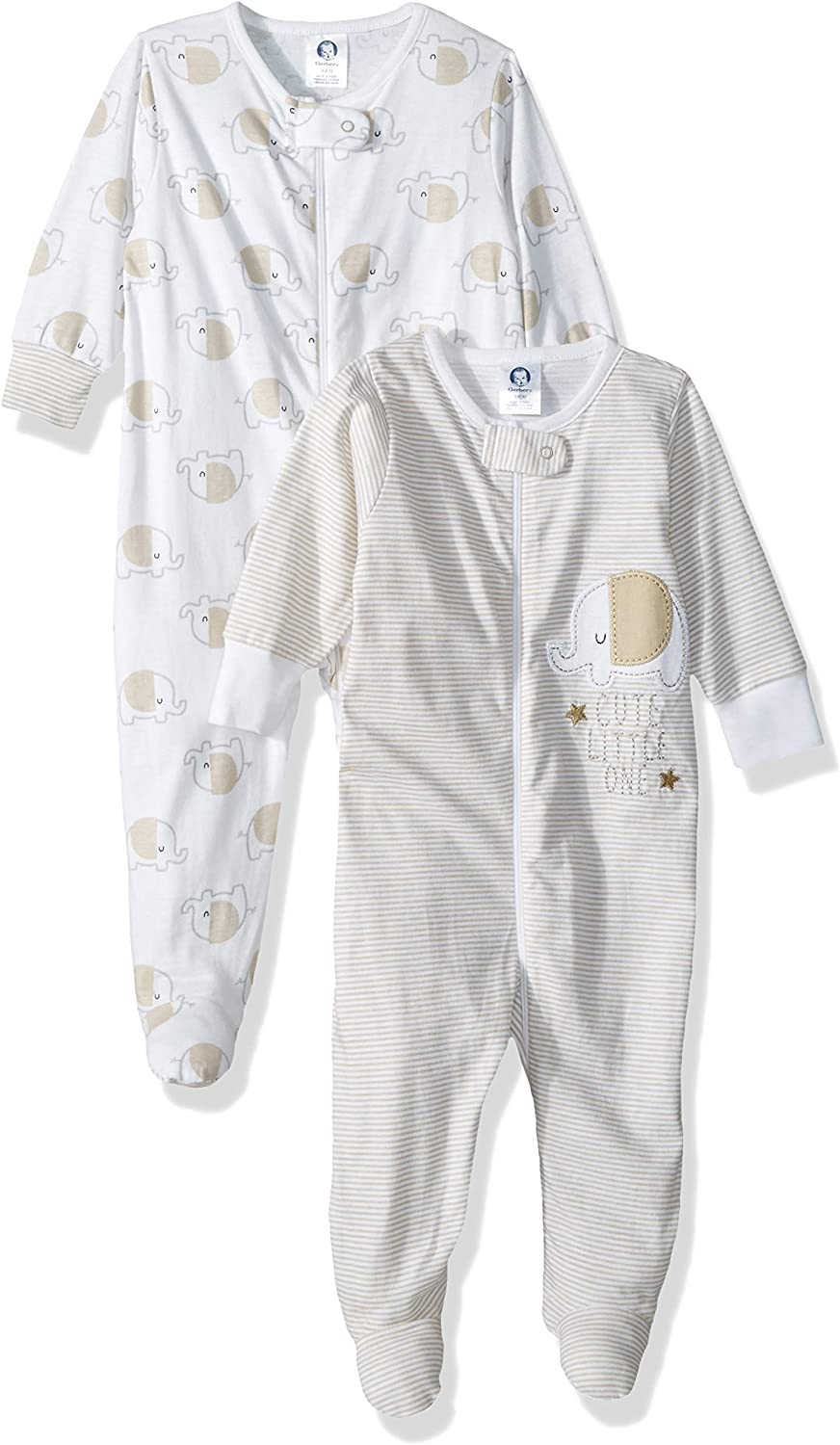 Gerber Baby 2-Pack Sleep 'N Play