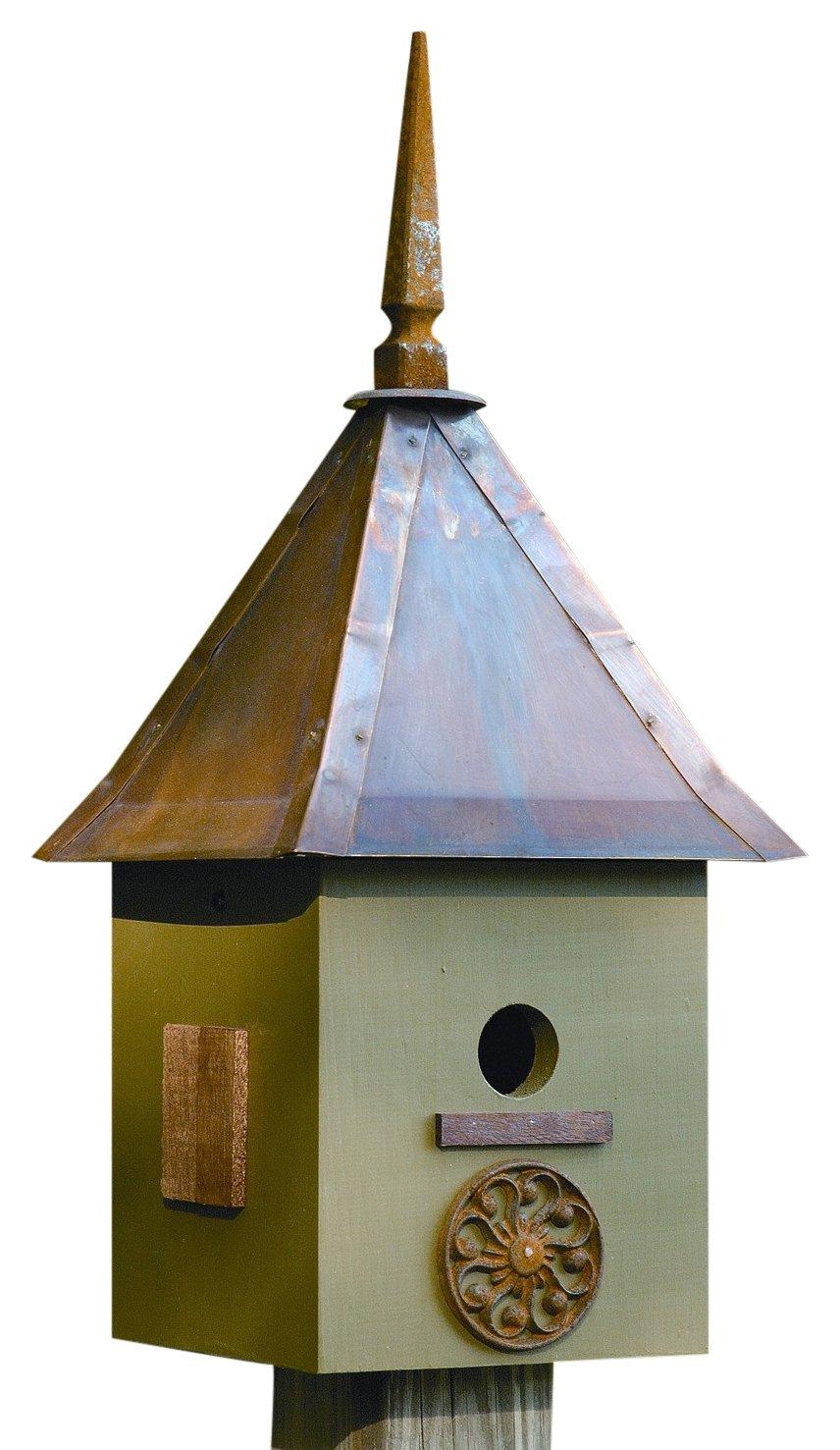 Heartwood 078B Songbird Suite Bird House Decorative