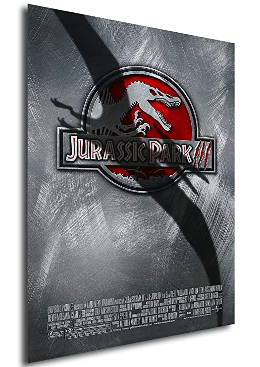Instabuy Posters Poster - Jurassic Park III (2001) - Format ...