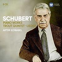 Schubert: Sonates, Impromptus, Moments Musicaux...