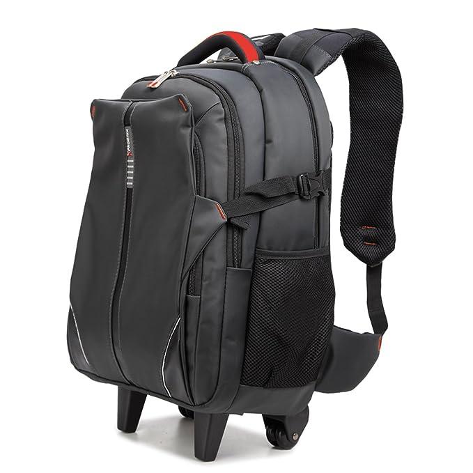 Amazon.com: Phoenix Technologies PHDISCOVERY Sac à dos à roulette en nylon pour portable de jusquà 43,18 cm (17