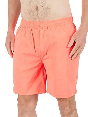 17e5a6a4c2 Converse Quickdry Swimming Shorts, Hyper Orange: Amazon.co.uk: Clothing