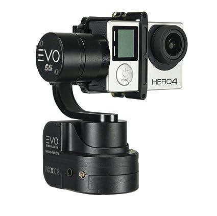 Amazoncom Evo Gimbals Evo Ss 3 Axis Wearable Gimbal For Gopro