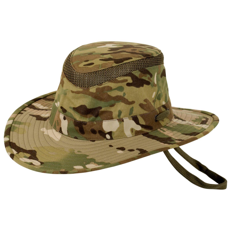 Tilley LTM6 Airflo Hat - Men's Multicam 8+''