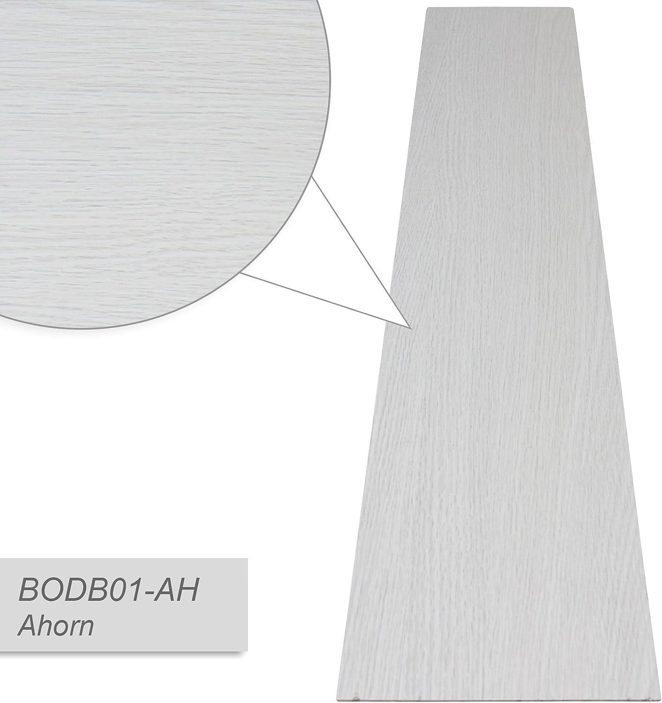 Jago - Suelo de PVC de color arce